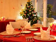 サニーズウエディング『プールサイドフレンチレストラン ボンボヤージュ』クリスマスディナー&デラックス宿泊プラン
