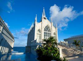 沖縄大好きai子が行く!リゾートウェディングチャペル見学&西海岸観光ドライブ