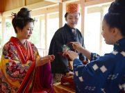 琉球王朝時代にタイムスリップ!世界遺産のひとつ「識名園」での宮廷結婚式に行ってきました☆
