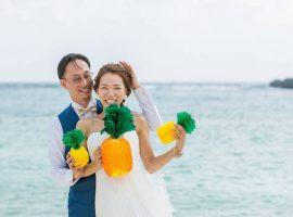 宮古島のアラマンダ チャペルで挙式!花嫁体験レポート♪
