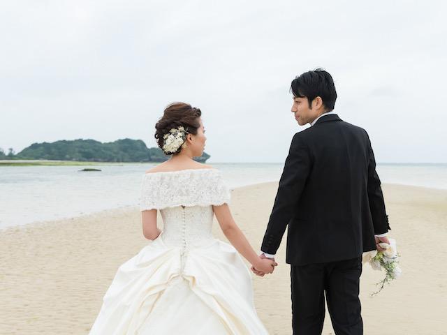 DOR WEDDING 沖縄サロンのフォトウェディング♡