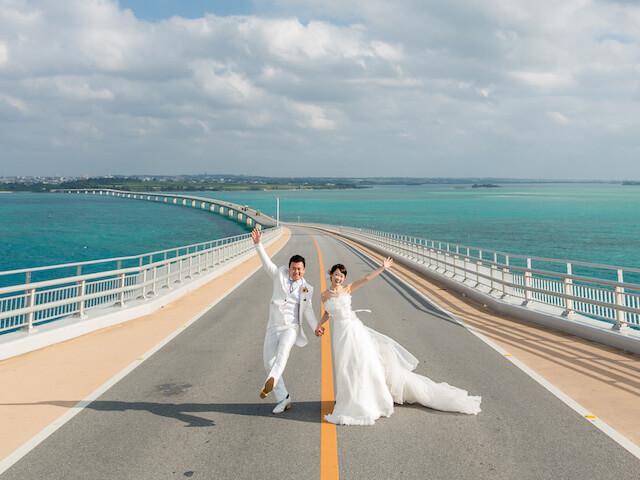 宮古島でビーチ挙式&フォトウェディング