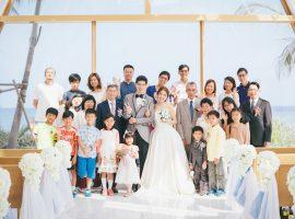 【祝★第一号!!】香港カップルが、宜野座村初の「リーガルウェディング」!