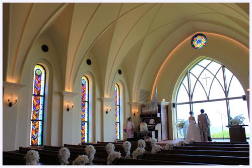 『クラシックな雰囲気のアリビラ・グローリー教会へ密着取材に行って来ました!』