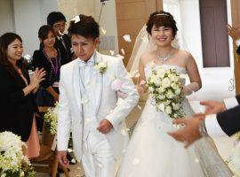 NEWオープンチャペル「アートグレイス オーシャンフロント ガーデンチャペル沖縄」で花嫁体験!