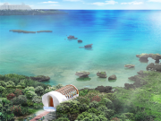 "【NEW OPEN!】青い海に浮かぶ教会でふたりの""結い"" が生まれる『瀬良垣島教会』"