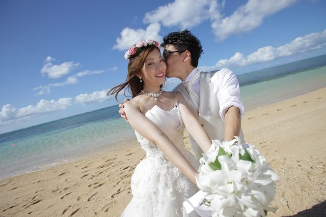 《9月》沖縄フォトウェディングの魅力!タイガービーチ