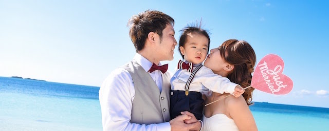 《1月》家族みーんなでフォトウェディング♡