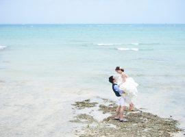 沖縄旅行ついでに!!気軽にフォトウェディング♡楽しい思い出になりました。