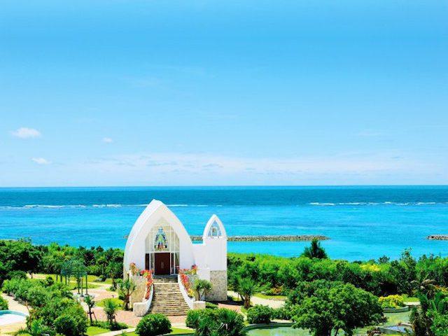 最新《2019年》10月*沖縄で人気のチャペル・挙式ランキング*TOP10