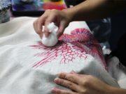 沖縄で唯一!南国色に彩られる「サンゴ染」体験ができる首里琉染!