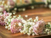 キュートな花嫁のための「可愛すぎる花冠」をあつめました♡