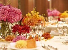 《沖縄食材フルコース》贅沢で優雅、アットホームな披露宴パーティーを満喫*チャペル・ダイアモンドオーシャン