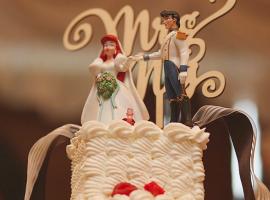 アリエルがテーマの結婚式がキュートすぎる*先輩花嫁の演出アイデアをCheck!!