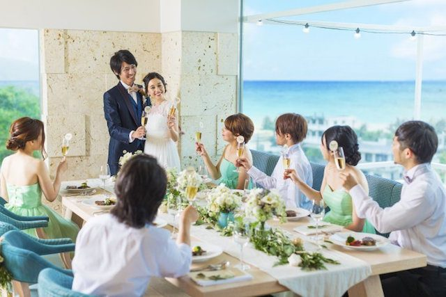 期間限定お得なプランを徹底調査♡沖縄のオーシャンビューを独り占め『ブルーインフィニティ(レストラン イル・ド・レ)』