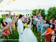 沖縄でリゾート婚*ゲストの服装はどうする?マナーを解説!