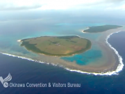 超秘島! 沖縄の海に浮かぶ、「パナリ島」の姿