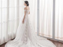 純白のドレスに憧れる!!チャペル・ダイアモンドオーシャンのウェディングドレスコレクションをご紹介