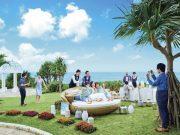 海に浮かぶパールのよう♡Aqualuce Chapel(アクアルーチェ・チャペル)おすすめポイント&プラン