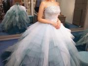 リトルマーメイドの結婚式が話題*ドレス選び・演出・装飾アイデアまとめ
