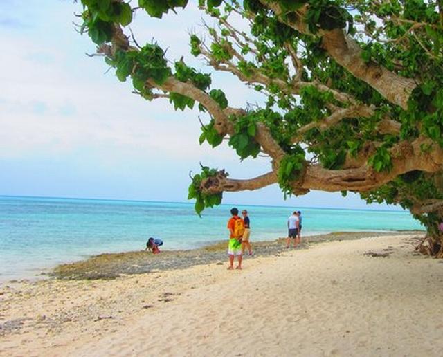 カイジ浜:星砂:竹富島