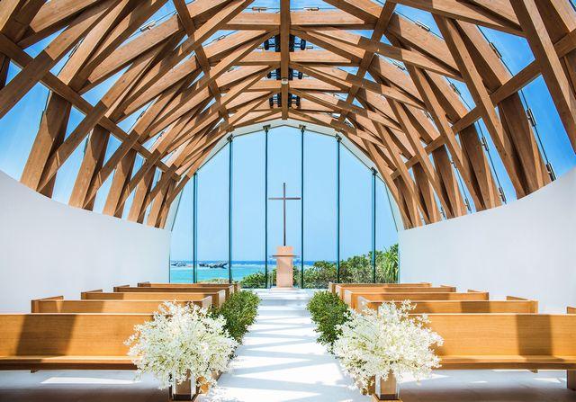 アールイズ・ウエディング:瀬良垣島教会