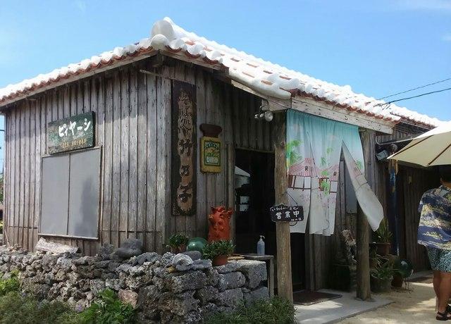 竹富島:そば屋:竹乃子