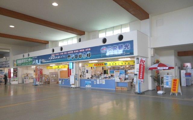 石垣島:離島ターミナル