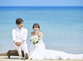 新婚旅行は沖縄へ♡格別なロケーションでハネムーンフォトを撮ろう!おすすめプランをご紹介!