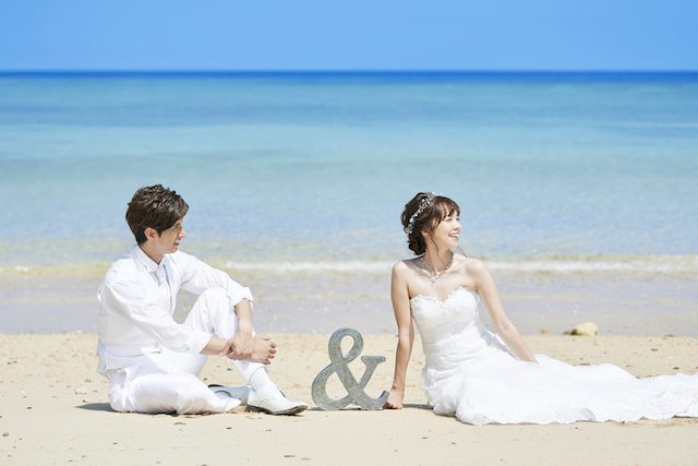 【期間限定】チャペル・ダイアモンドオーシャンの特典付春キャンペーン