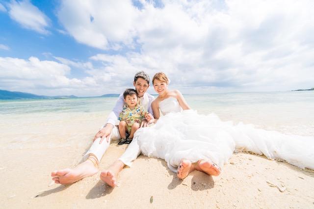 石垣島の美しいロケーションでフォトウェディングを楽しみました♡DOR WEDDING