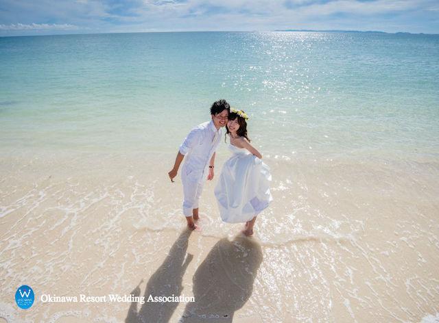 無人島ウェディング《沖縄リゾートウェディング》とびきり美しい島で特別な結婚式を
