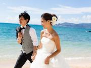 【リゾ婚】幸せなロケーションフォトを目指す「沖縄ワタベウェディング」