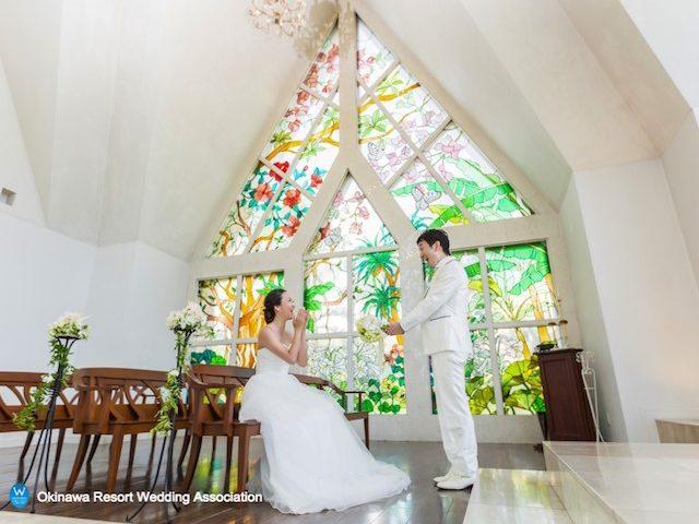 話題の沖縄結婚式*費用を安く抑える秘訣は?3つのプランで予算をシミュレーション