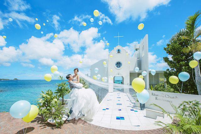 《2019年》2月*沖縄で人気のチャペル・挙式ランキング*TOP10