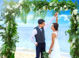 二人きりの結婚式!おふたり婚しませんか?<予約も可能な挙式プラン>