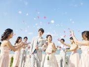 チャペル・ダイアモンドオーシャン*一生の愛を誓うロマンティックなセレモニー(演出)