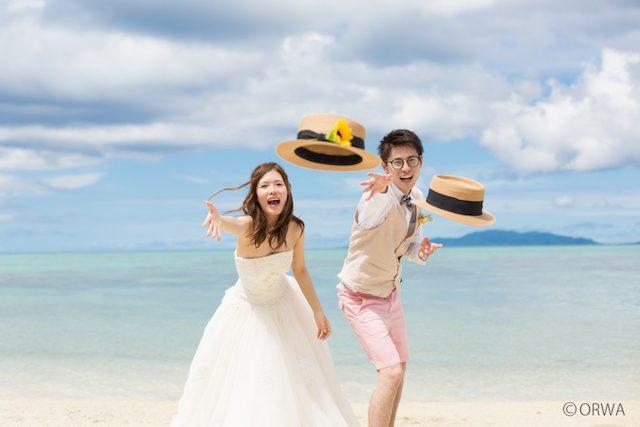 沖縄ビーチフォトを完全攻略*納得の撮影にするために!格安お得プランを紹介*