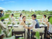 石垣島で結婚パーティーはできる?クルデスールチャペルならテラスパーティが可能です