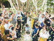 沖縄ガーデンウエディングのドレス選び*映えるデザインから注意点まで