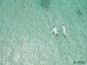 ドローン×離島でドラマチックなフォトを沖縄で撮ろう