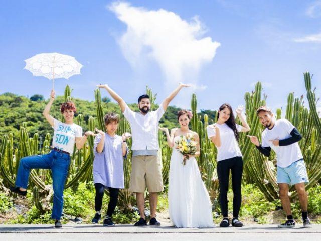 nankuru(なんくる)photo weddingの魅力は?憧れの琉装前撮りも