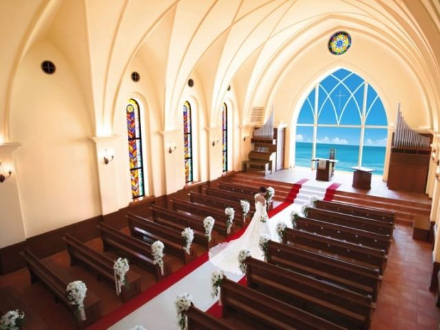 ブライダルハウスTUTU沖縄とは?アリビラ・グローリー教会など魅力紹介
