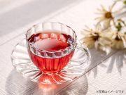 引き出物に紅芋梅酒*紅芋の赤が美しい目にも楽しいお酒