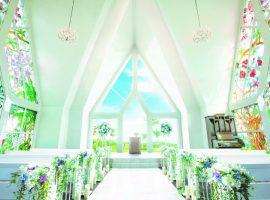 沖縄でラグジュアリーなひとときを!高級感あふれる結婚式場7選